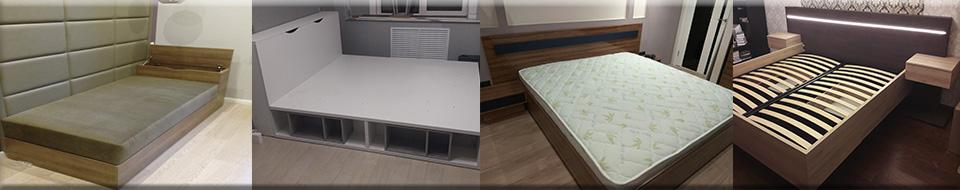 мебель для спальных комнат спб