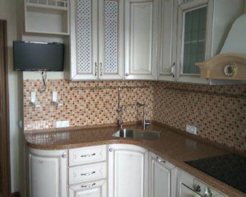 Кухни с пленочными фасадами