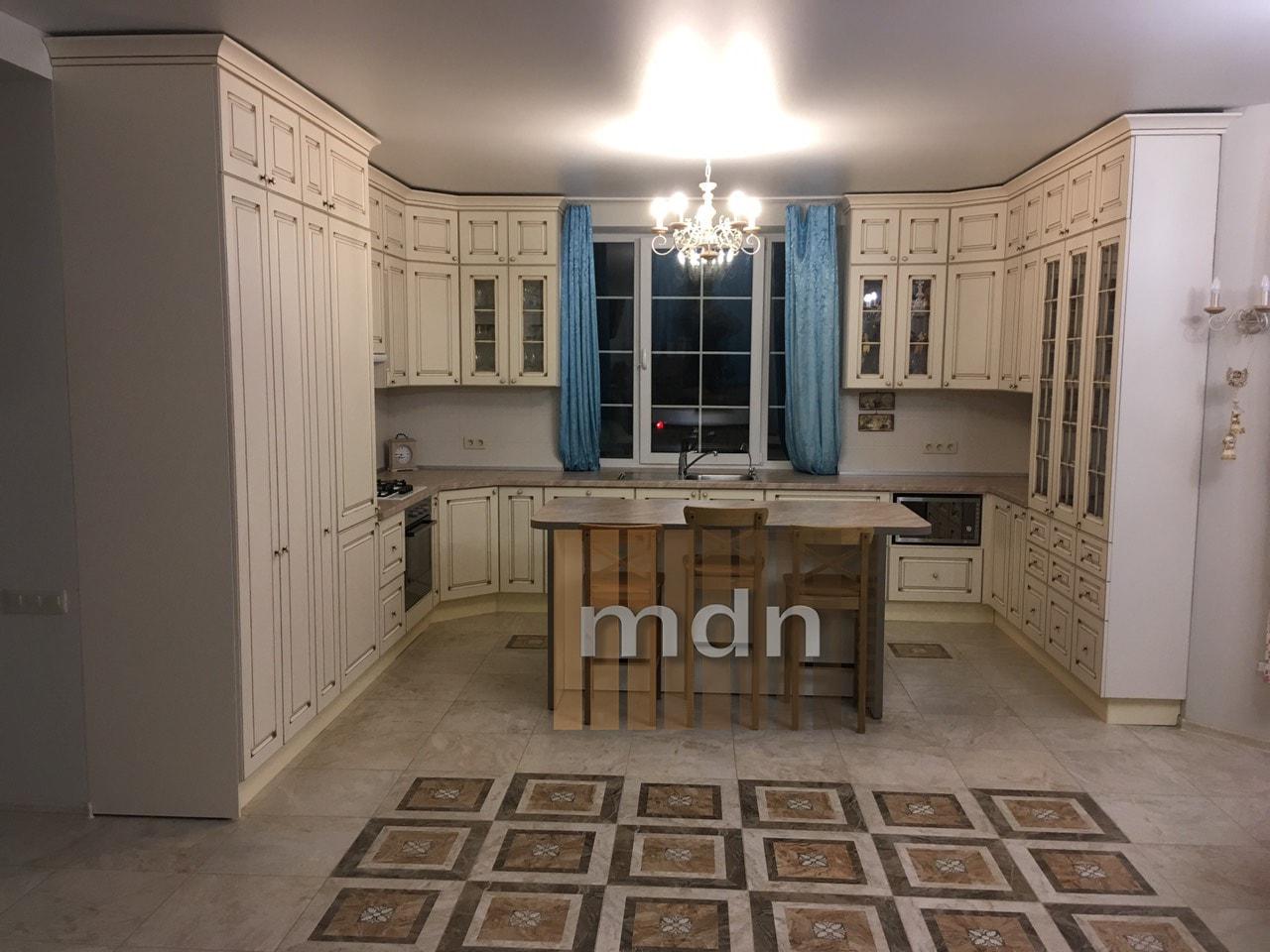 кухня классика фасады верди