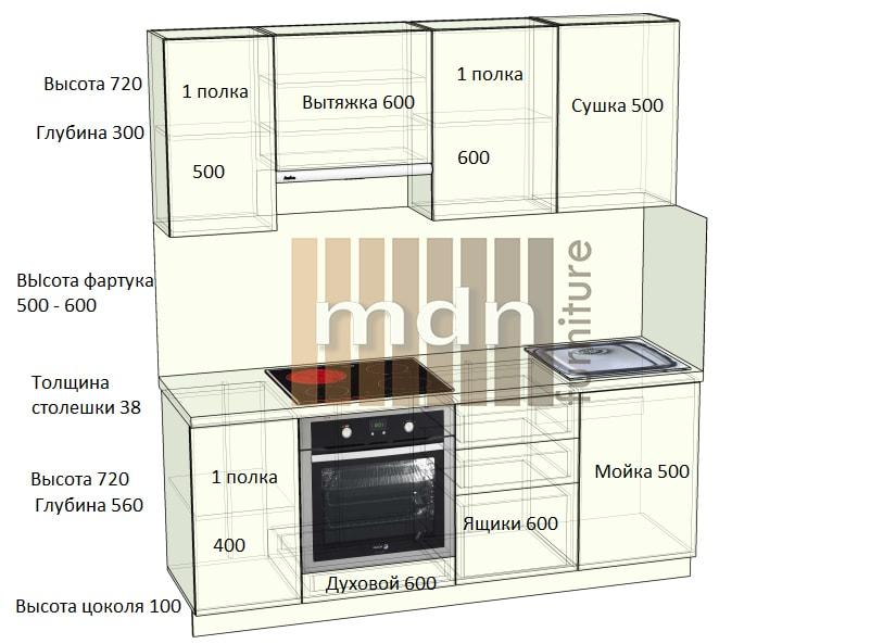 Кухня шкаф купе недорого