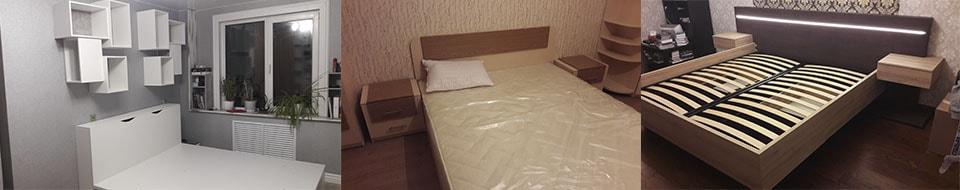 Спальные комнаты спб
