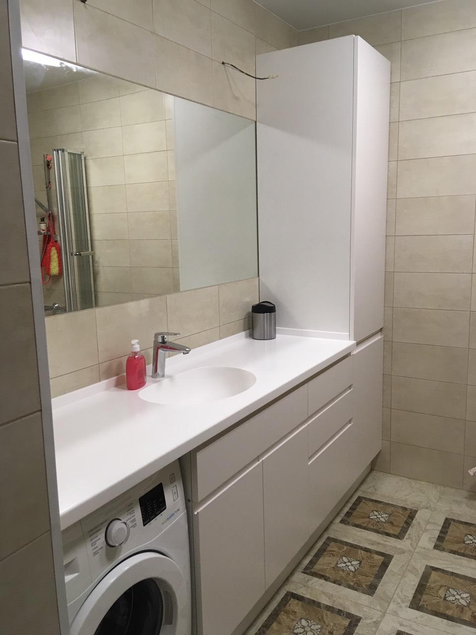 Ванная комната мебель